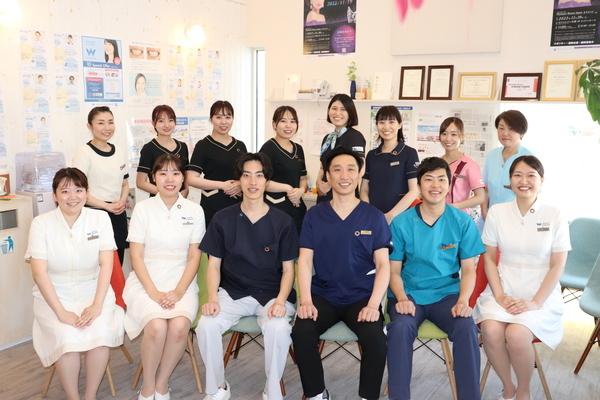 【免許必須】歯科衛生士★デンタルエステ取得できます!スキル・キャリアアップ制度も充実◎★ イメージ1