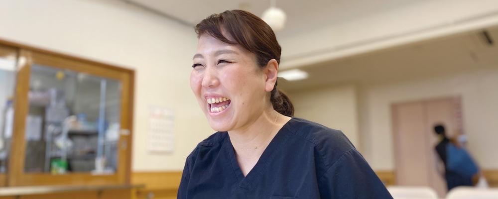 【ナーシング和楽縁本店】寄り添ったケアができる看護師【千種区】 イメージ1