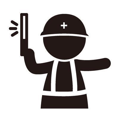 【求む!経験者】交通誘導警備員 イメージ1