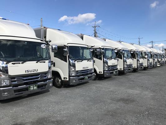テラテクニカル株式会社/4トンドライバー/4t運転手(中・長距離運転手)
