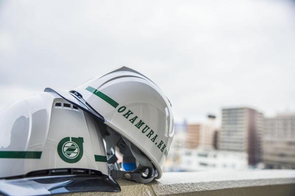 岡村建設株式会社/生コンクリートミキサー車運転手