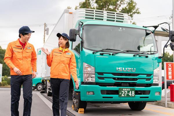 永山運送株式会社/※急募※【未経験者歓迎】中型トラックドライバー