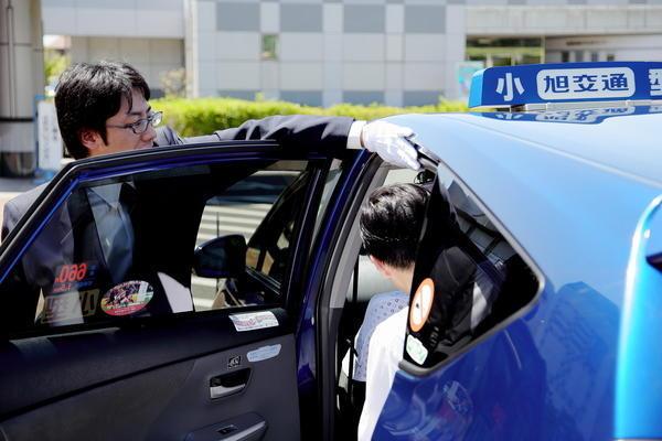 岡山旭交通株式会社/タクシードライバー