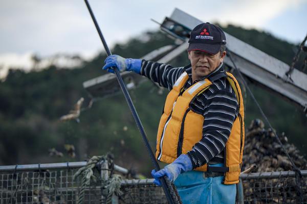 快進丸/【漁師/宮城/石巻/牡蠣養殖】一緒に漁師が切磋琢磨しあえる浜をつくりませんか。